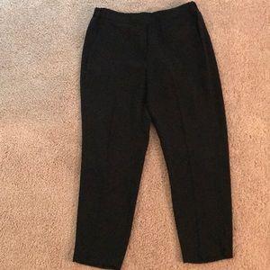 J.Crew elastic waist work pants